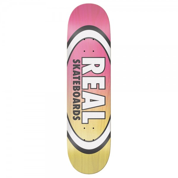 Board Real Team Shine On Oval EMB PInk