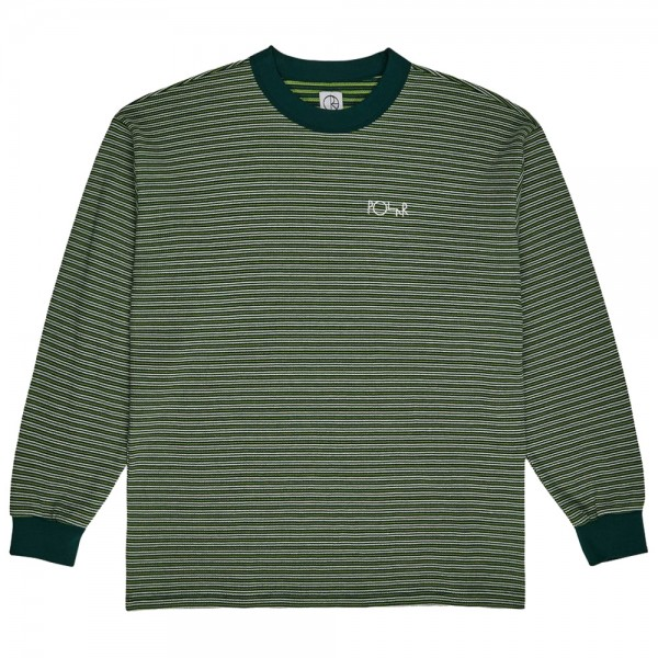 Tee Shirt Manches Longues Polar Shin Dark Green