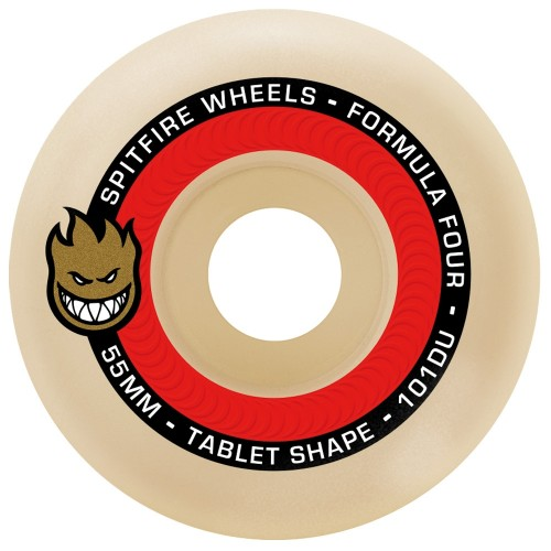 Roues Spitfire Formula Four Tablet Natural 101 A