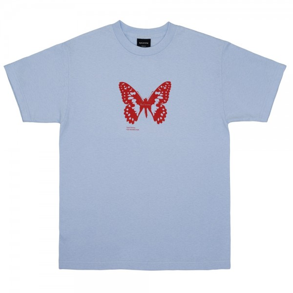 Tee Shirt By Jeremy Butterfly Baby Blue