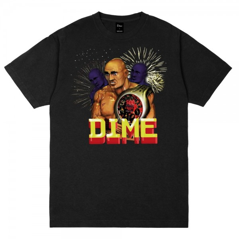 Tee Shirt Dime Duality Black