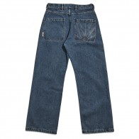Jean Paccbet ( Rassvet ) PACC8P005 Denim Pant Blue