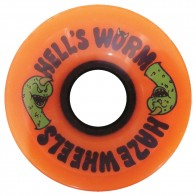 Roues Haze Hell's Worm 78 A