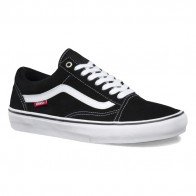 Vans Old Skool Skate Black White