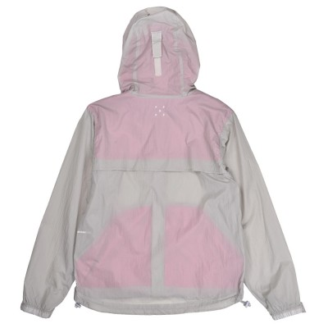 Veste Pop Trading Company Vondel Jacket Light Grey