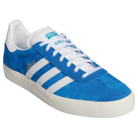 Adidas Gazelle Adv Blue Bird Footwear White Core White
