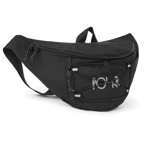 Banane Polar Sport Hip Bag Black