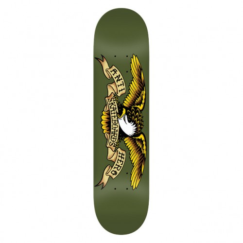 Board Antihero Classic Eagle Dark Green