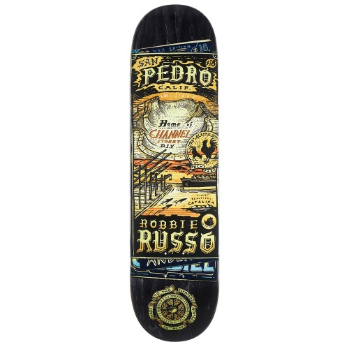 Board Antihero Maps To The Skaters Homes Russo