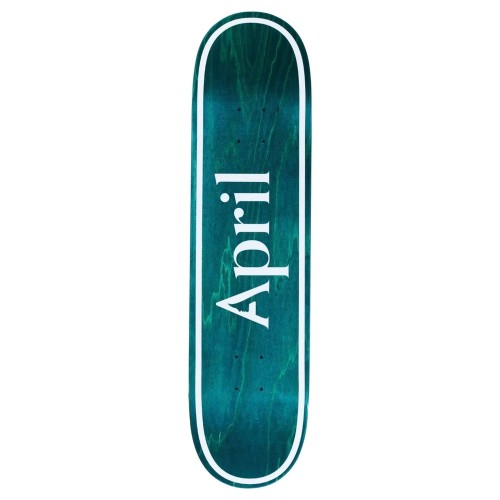 Board April OG Logo Invert Mint