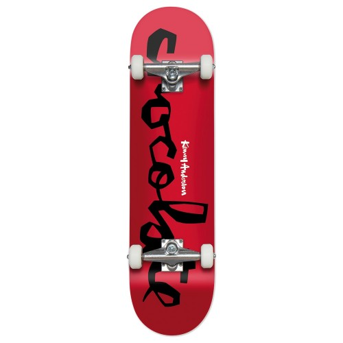 Board Complete Chocolate Chunk Kenny Anderson