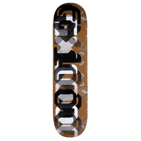 Board GX1000 Leopard Camo Deck