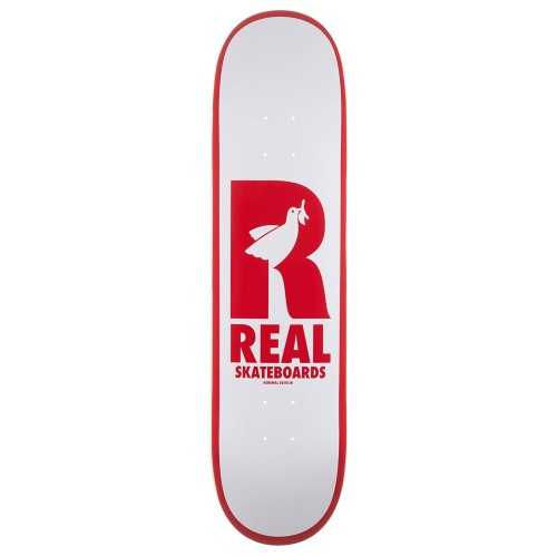 Board Real Renewal Doves White