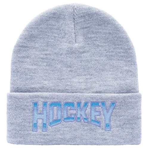 Bonnet Hockey Main Event Beanie Grey