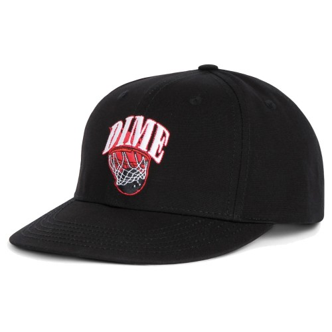 Casquette Dime Basketbowl Cap Black