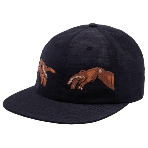 Casquette Fucking Awesome Nak Hands 6 Panels Strapback Black