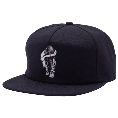 Casquette Hockey Missing Kid 5 Panel Black