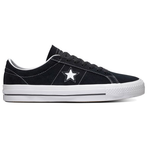 Converse One Star Pro Ox Black White