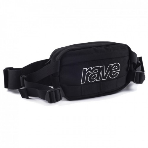 Hip Pack Rave Black