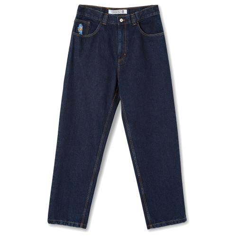 Jean Polar 93 Denim Pant Deep Blue