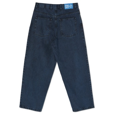 Jean Polar Big Boy Denim Pant Blue Black