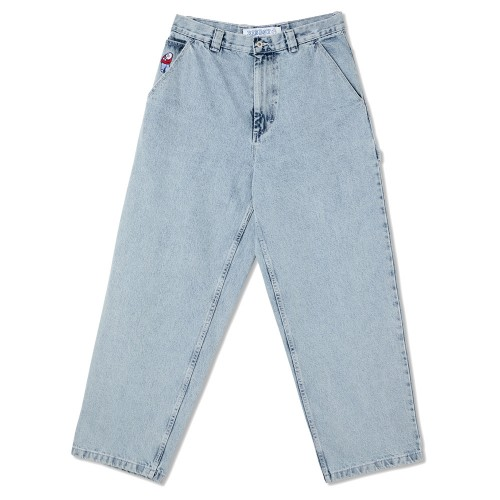 Jean Polar Big Boy Work Pants Light Blue