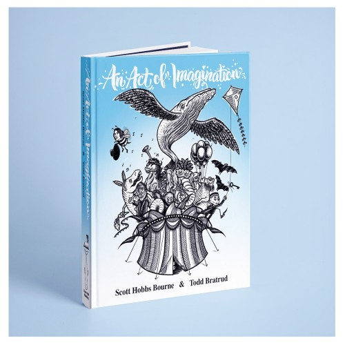 Livre An Act Of Imagination By Scott Hobbs Bourne & Todd Bratrud