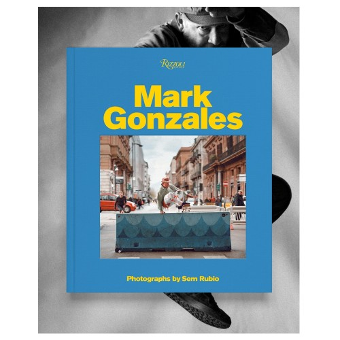 Livre Mark Gonzales Adventure In Street Skating