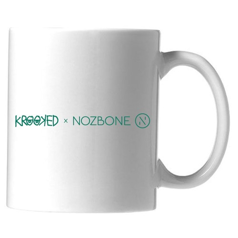 Mug Nozbone x Krooked Sketchy Paris