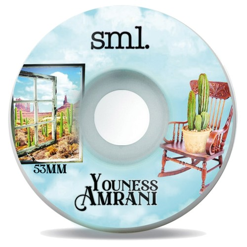 Roues SML Wheels Still Life Series Younes Amrani OG Wide 99 A