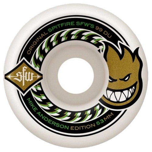 Roues Spitfire SF Wide Mike Anderson
