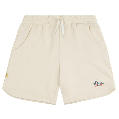 Short Dime French Terry Short Cream