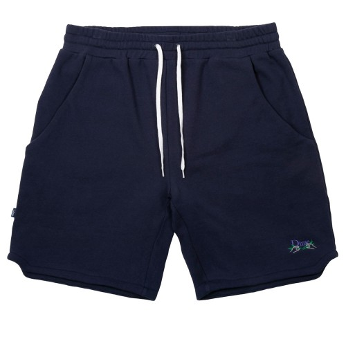Short Dime French Terry Short Navy
