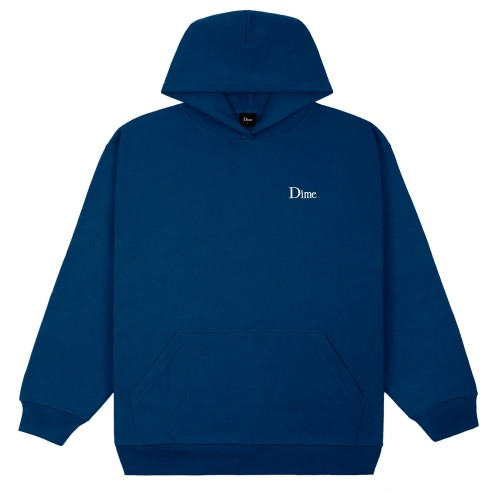 Sweat Capuche Dime Classic Small Logo Hoodie Navy