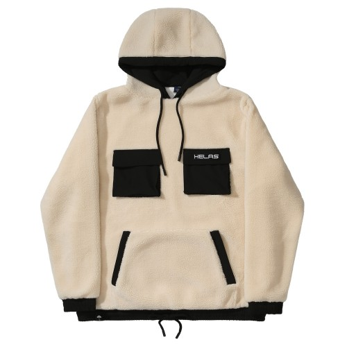Sweat Capuche Helas Cozy Hoodie Off White