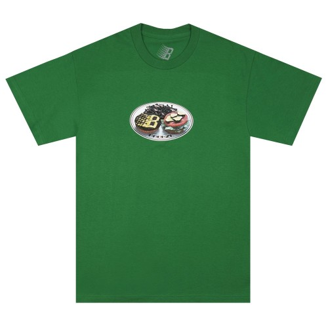 Tee Shirt Bronze 56k Plate Tee Kelly Green
