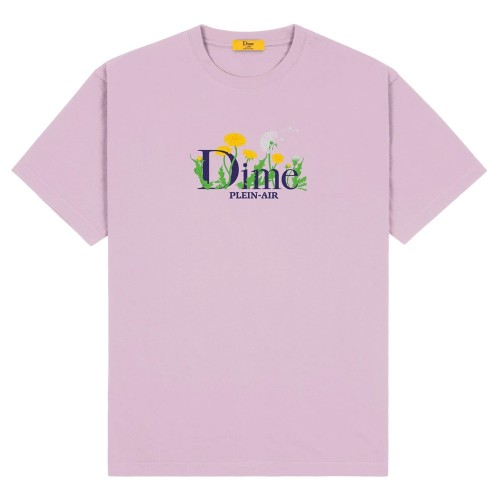 Tee Shirt Dime Classic Allergies T-Shirt Lavender Frost