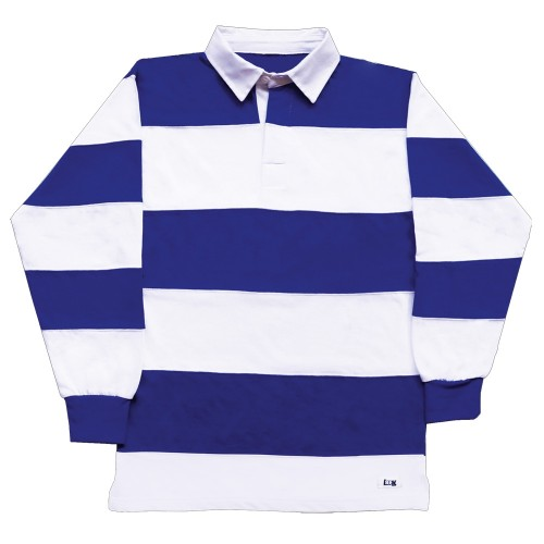 Tee Shirt Manches Longues The Loose Company Stripe Rugby LS