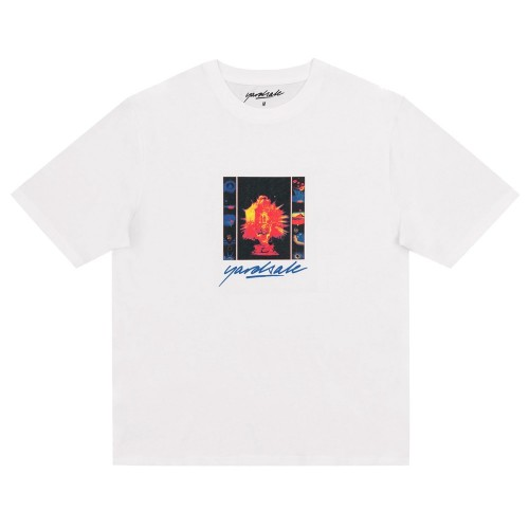 Tee Shirt Yardsale Oracle Tee White