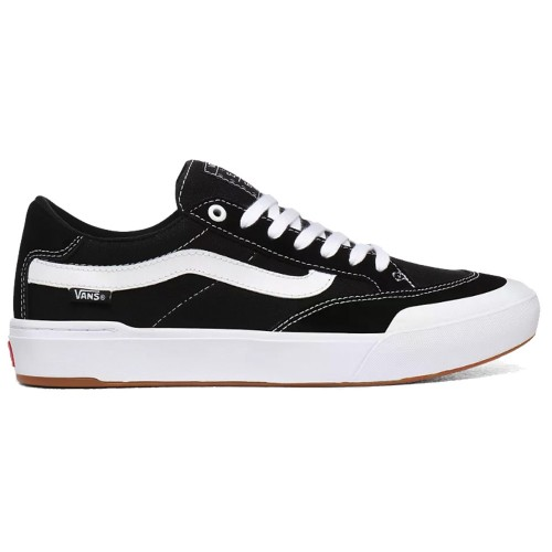 Vans Berle Pro Black True White